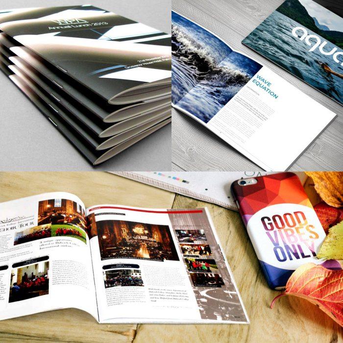 Booklet Printing in Los Angeles